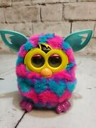 Furby Boom Pink And Blue Hearts 2012 Hasbro Tested And Works Great