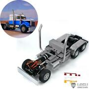 Lesu 1/14 Scale Metal King Hauler 66 Chassis For Rc Tamiya Tractor Truck Model