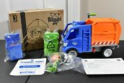 Blippi Talking Recycling Truck Garbage Recycle Vehicle New Letand039s Recycle Sounds