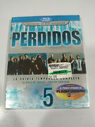 Perdidos Lost Fifth Season 5 Complete Expanded Blu-ray Spanish English - 3t