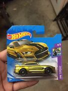2021 Hotwheels 2020 Ford Mustang Shelby Gt500 Super Treasure Hunt - New