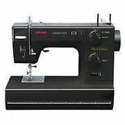 Janome Lc7500 Powerful Electric Sewing Machine Lc7500k Leather Compatible