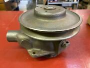 1939 40 41 42 43 44 45 46 47 48 49 50 Willys Gpw Mb 4x4 Jeep Water Pump 637052