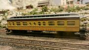 Roundhouse Mdc Ho Barnum And Bailey Circus 50' Overland Business Car Upgraded, Exc