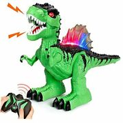 Remote Control Dinosaur Toys For 3+ Age Kids Intelligent Walking And Roaring