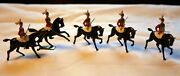 The Life Guards Lead Toy Soldiers Vintage
