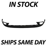 New Textured Black Front Lower Bumper Cover For 2014-2018 Jeep Cherokee 14-18