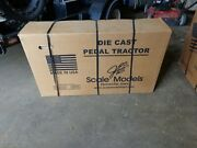 Oliver 1550 Pedal Tractor Wide Front Pa Show 2012 Fx-1748 New In Box