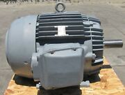 Sterling 100 Hp Electric Motor 3ph 230/460v 1780 Rpm Size D405t 2-7/8andrdquo Dia Shaft