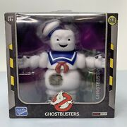 The Loyal Subjects Ghostbusters Stay Puft Marshmallow Man Burnt Angry 2019 Sdcc