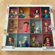 Disney Animators Door Collection Mini Doll 15set Official Store Limited