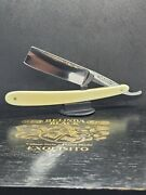 Vintage/antique 13/16 Wade And Butcher, Crown Vr, Sheffield Straight Razor