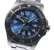 Breitling Super Ocean Ii A17392 Date Chronometer Automatic Menand039s Watch_621795