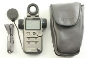 [read] Sekonic L-608 Super Zoom Master Spot And Flash Light Meter From Japan K50