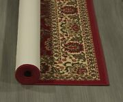 Ottomanson Oth2130-3x10 Ottohome Floral Runner Rug 2and0397 X 9and03910 Red Persian 9