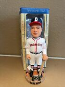 Babe Ruth Boston Braves Cooperstown Collection Rare Htf Nib 2003 Bobblehead