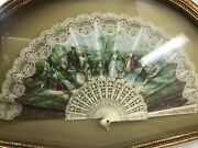 The Greatest Rare Collectible Antique Fans For This Hot Summer. Mint Condition.