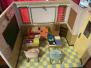 Our Generation Awesome Academy School Room Set For 18 Inch Dolls