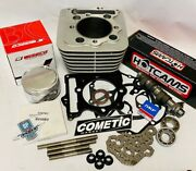 Trx400ex Trx 400ex 87mm 416 Cp Hotcams Stage 2 Big Bore Cylinder Top End Kit