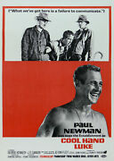 Cool Hand Luke - Poster A0-a4 Film Movie Picture Art Wall Decor Actor