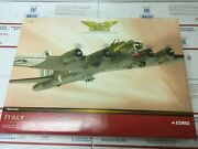 Corgi 172 B-17g Flying Fortress 2nd Patches 346th Bs/99th Diecast Airplane