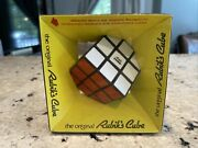 Vintage Ideal Rubik's Cube 1980 Brain Teaser Puzzle Factory Sealed Wow 👀👆👍
