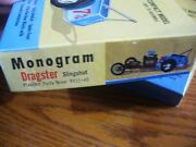 1961 Monogram Forty-niner Compact Model The Dragster
