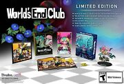 World's End Club Limited Edition Nintendo Switch 2021 Brand New Fast Free Ship
