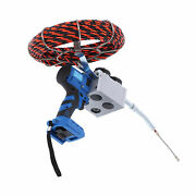 Cable Threading Machine Automatic Electric Plumber Wire Puller Pulling Tool Kit