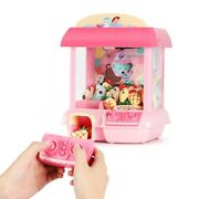 Mini Claw Clip Doll Machine Remote Control Coins Doll Graber Kid Toddler Toy Hot