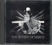 The Sisters Of Mercy I Was Wrong Cd Single With Interview Promo Copy Preowned