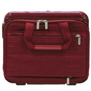 Mint Rimowa Salsa D. Hybrid Notebook Red Never Been Used