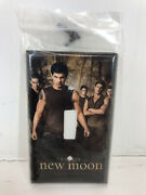 """The Twilight Saga New Moon 4.5"""" Wall Light Switch Cover Collectible Decoration"""
