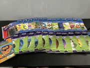 Leap Frog Learning System Lot Of 27 Books And 27 Matching Cartridges Quantum Pad