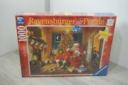 Ravensburger 1000 Piece Puzzle Christmas Limited Edition No. 190386 New