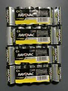 Rayovac C Alkaline Battery Ultra Pro 24 Count Batteries New Exp 2/2028 Or Later