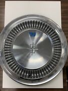 1964-65 Lincoln Continental Hubcap Covers