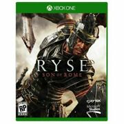 Microsoft Xbox One Ryse Son Of Rome - Day One 2013 Edition