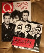 Green Day - Live At The Whiskey / Father Of All 7 Vinyl Sealed + Q Magazine