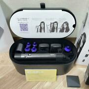 Dyson Airwrap Complete Hair Dryer Beauty Equipment Purple Used