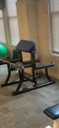 Life Fitness Standing Preacher Curl Bench Signature Series Demo Condition