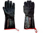 13inch Cooking Gloves Food Safe, Insulated Waterproof, Oil Proof, Heat Resistant