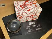 Greg Mike X Nghtmre Crystal Ball + Stand Signed Coa 76/150 Limited Edition
