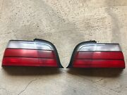 Bmw E36 Coupe Clear Tail Lights Convertible Rear Lights Euro Alpine M3 Oem 328i