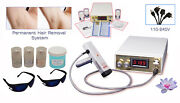 Permanent Hair Removal For Men And Women Best Advanced Ipl Laser Machine.