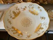 Co Le Tallec Private Stock Stunning Large French Porcelain Bowl