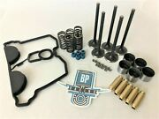 Yfz450 Yfz 450 Valves Springs Guides Buckets Complete Head Rebuild Parts Kit