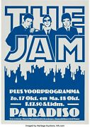The Jam 26- Poster A0-a4 Film Movie Picture Art Wall Decor Actor