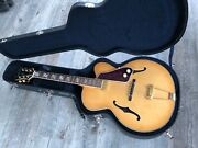 2003 Aria Pro Ii Fa-71 Archtop Electric Jazz Guitar