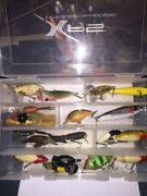 Antique / Vintage Fishing Lure Lot / Approx. 20